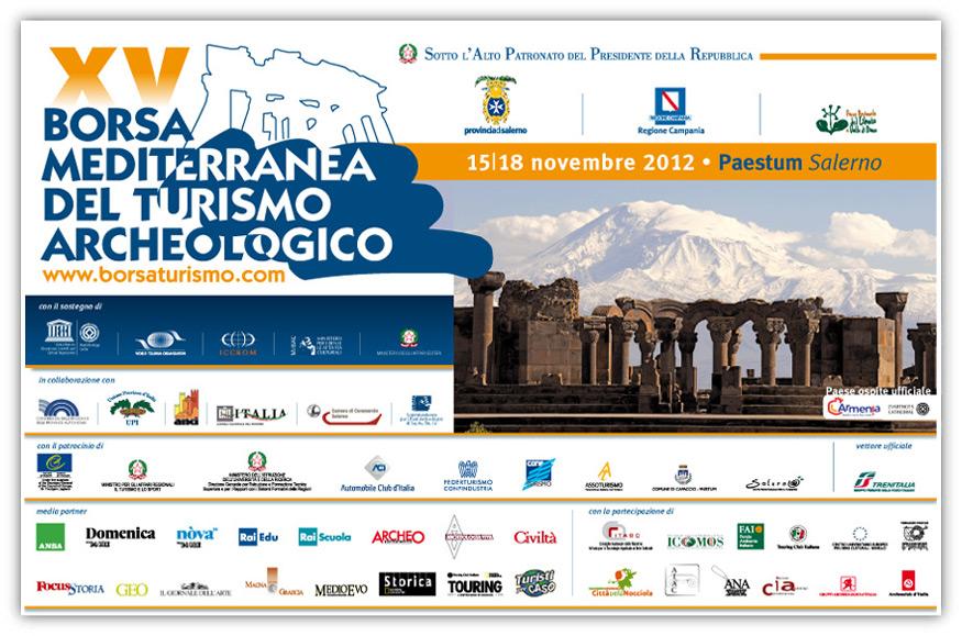 Borsa Mediterranea del Turismo Archeologico a Paestum.